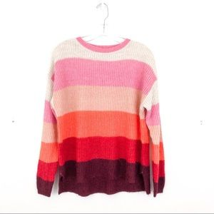 Silverflint striped sweater